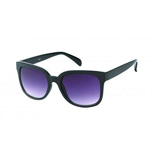 pour noir marron noir Chic style soleil uV cateye nerd net wayfarer lunettes verres style teinte 400 femme de YxqUR1wxA