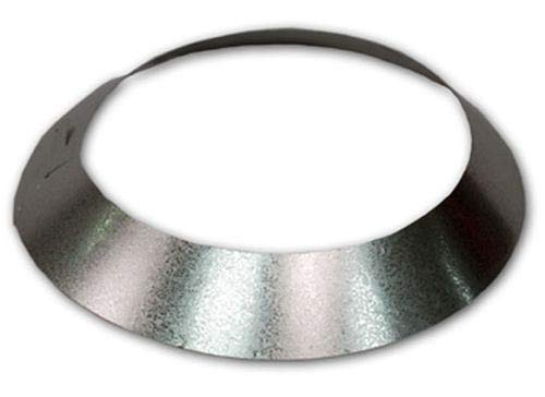 Superior SC11 Storm Collar (1 ea.) for Round and Square Termination (Fireplace Collar Storm)