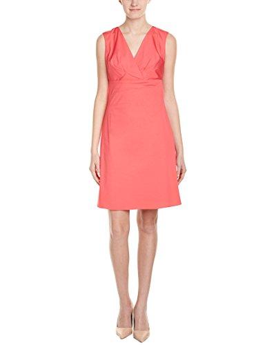 Poplin Wrap Dress - 7