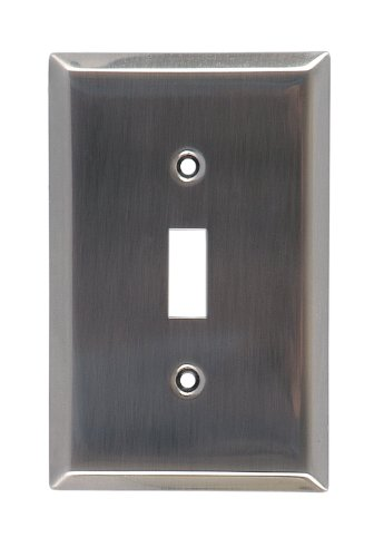 - GE 57277 Traditional Single Switch Wall Plate