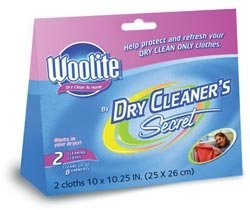 UPC 687273121023, Dry, Inc. Woolite Dry Cleaner's Secret, 2 Piece
