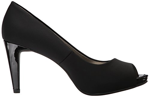 Bandolino Women's Rainaa Pump Black Fabric free shipping new styles outlet tumblr sale great deals pQ8Yt