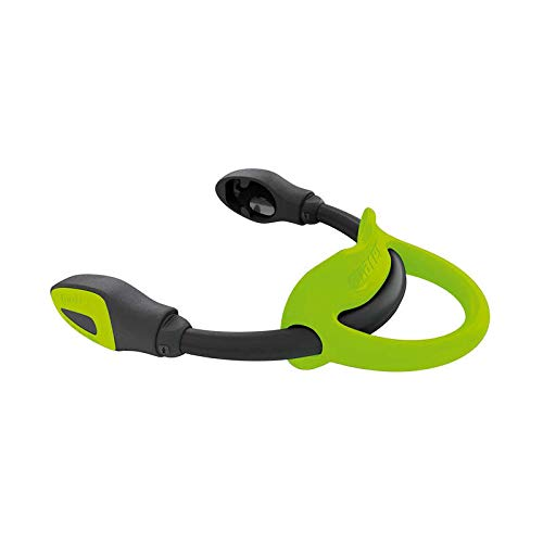 Mares Bungee Strap (Pair) - Lime - Regular