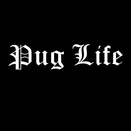 Funny Pug Life Dog Puppy Thug Life Parody 6