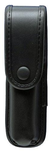 Uncle Mikes Plain - Uncle Mike's Law Enforcement Mirage Plain Tactical Flashlight Case for Streamlight Strion LED