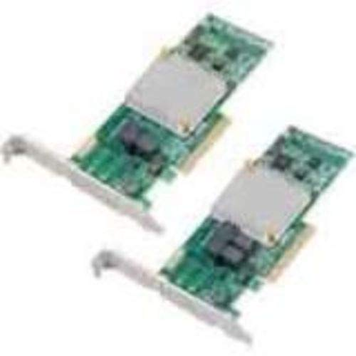 Adaptec Controller Card 2293901-R 12Gb/s 4Port RAID PCIE SAS/SATA LP/MD2 Adapters Retail by Adaptec