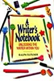 Writer's Notebook, Ralph Fletcher, 0380784300