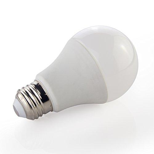 LED Lamp Light Bulb Cool White 6000K E26 E27 SMD 10W 850lm AC100-240V Pack of 2