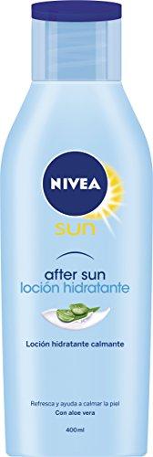 Nivea Crema After Sun con Aloe, 400 ml