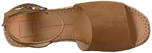 Vita Dolce Lesly Suede Saddle Women's Sandal Wedge Z77nHqxd