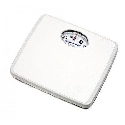 MCK17503700 - Health-o-meter Floor Scale Health O Meter Mechanical 330 lbs. by Health o Meter (Image #1)