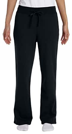 Gildan - Heavy Blend Women's Open Bottom Sweatpants - 18400FL