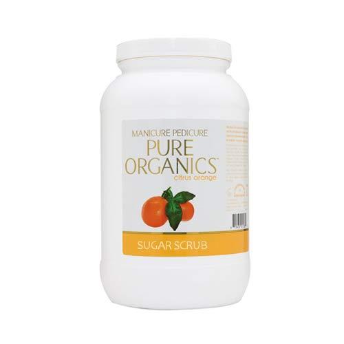 La Palm Spa Pure Organics Sugar Scrub Citrus Orange 1 Gallon by La Palm Spa (Image #1)