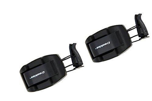 Croakies Shade Dock Car Sunglass and Eyeglass Automobile Shade Visor Clip, Black by Croakies - Croakies Shade
