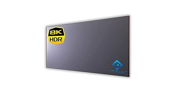 HiViLux - Pantalla de proyección ultrafina para proyectores ...