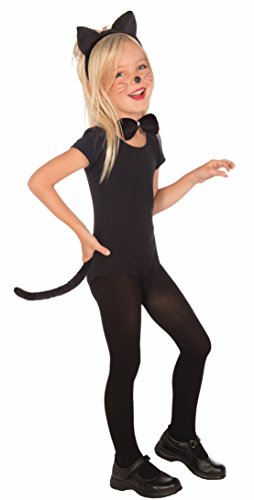 Plush Kitty Cat Child Costume Kit
