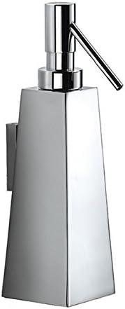 pomdor Dispenser per sapone cromato Iside