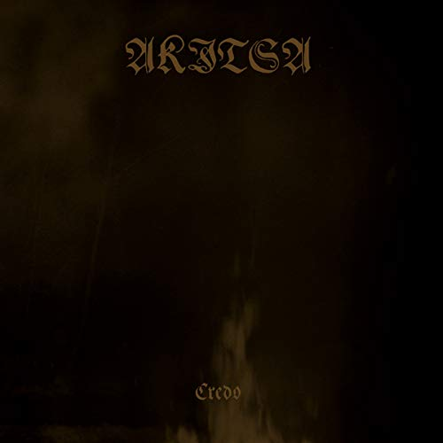 Cassette : AKITSA - Credo (Cassette)
