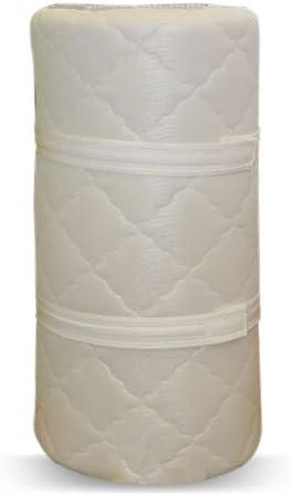 Twist Bed Materassino Waterfoam alto 5 cm Arrotolabile Supporto Ergonomico