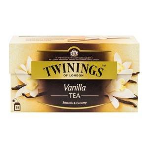 French Afternoon Tea (Twinings Vanilla Tea 50g. (2g.x25 Sachets))