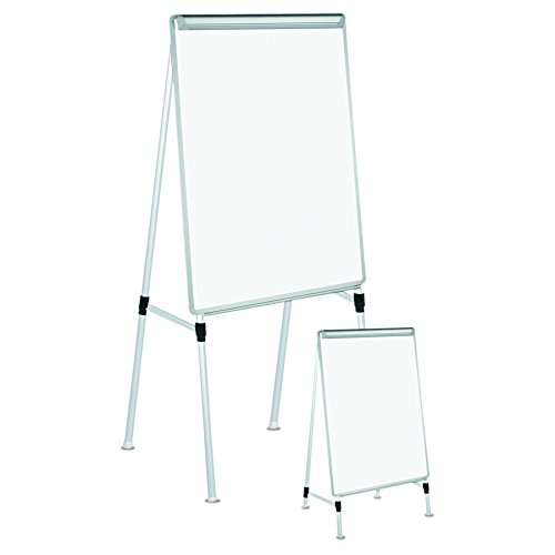 (Universal 43033 Dry Erase Easel Board, Easel Height: 42
