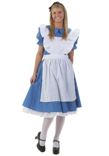 Fun Costumes Wo Deluxe Alice Costume X-small (0-2) (2)