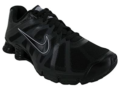 0353a861ba7 ... coupon code for mens nike air shox roadster running shoes black  anthracite wolf grey 487604 002
