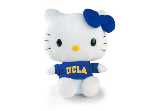 Hello Kitty Goes to College- University of California, Los Angeles