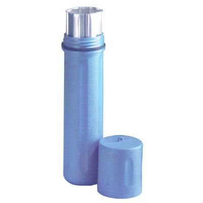 Rod Guard rg-200-24 Polyethylene Canisters for 18'' Electrode, Blue