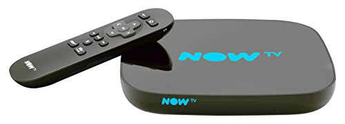 NOW TV Smart Box with 3 Months Entertainment Pass