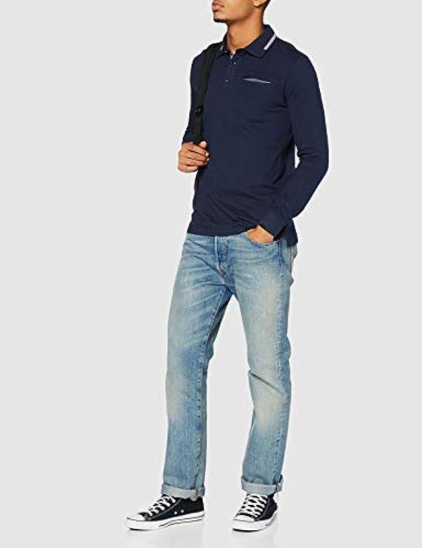 Kaporal Right męski sweter polo.: Odzież