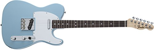 Fender 전기 기타 MIJ Traditional 70s Telecaster® Ash Rosewood Blue Ice Metallic