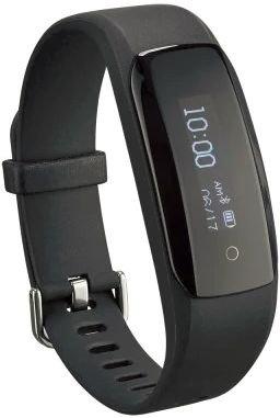 Lenovo HW01 Plus Smart Band with PAI (Black)