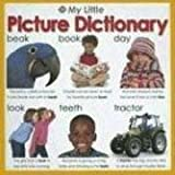 My Little Picture Dictionary, Roger Priddy, 0312496966