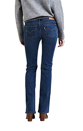 Blu 715 Blu Levi's Donne Bootcut medium Jeans YTxxdq