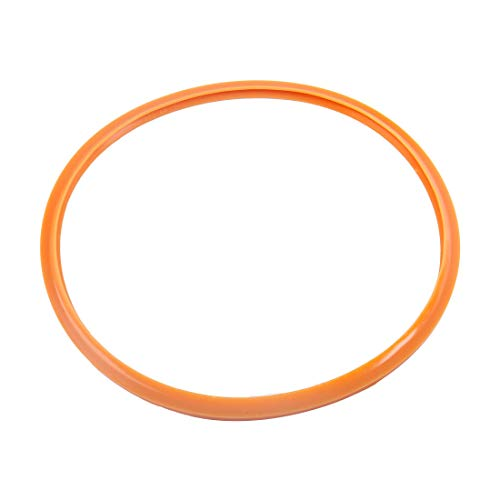 - uxcell Pressure Cooker Sealing Ring, 28cm Silicone Rubber Gasket Sealing Ring for Pressure Cookers