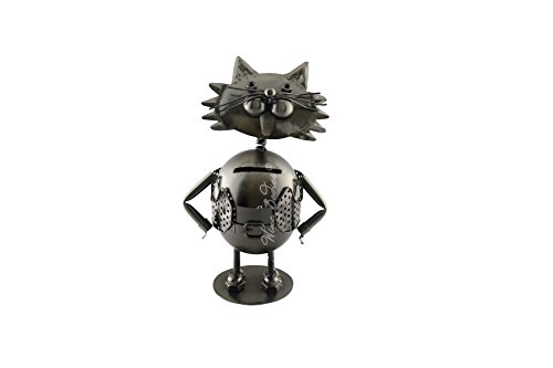 Cat Figurine Peggy Bank (Star Cat Figurine)