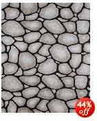 (Fadeless  Bulletin Board Art Paper, Rock Wall,  48