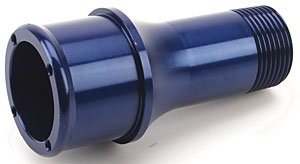Meziere WP2175B Blue Water Pump Fitting