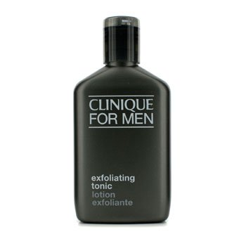 clinique exfoliating tonic how to use