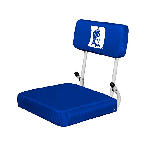 NCAA Duke Blue Devils Hardback Stadium Seat ()