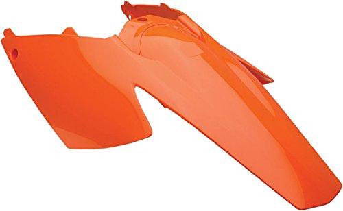 (Acerbis 03-06 KTM 250SX Rear Fender Pod (Orange))