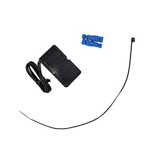 Flash To Open Garage Door/Gate Opener Transmitter