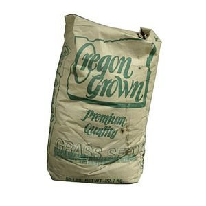 GRASS SEED PREMIUM RYE GULF ANNUAL OREGON GROWN 50 LBS by Unknown