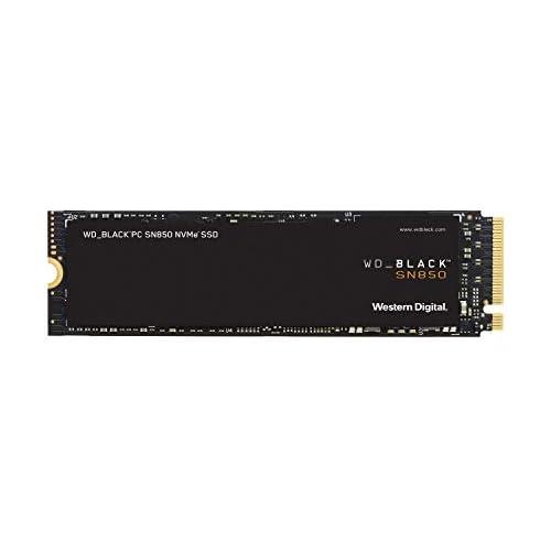 chollos oferta descuentos barato WD BLACK SN750 SSD interno NVMe para gaming de adecuado rendimiento 2 TB Con disipador de calor