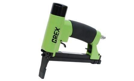 Grex 71ADLNS 22 Gauge Long Nose Upholstery Stapler, 3/16'' to 5/8'' #71ADLNS
