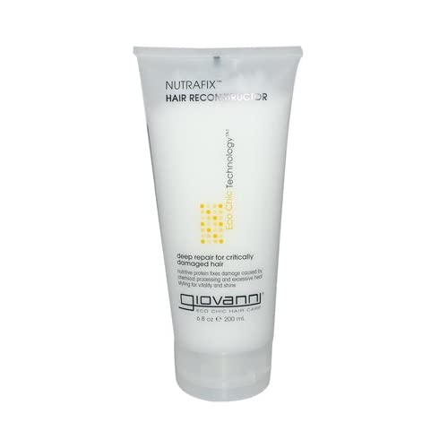 Giovanni Cosmetics - Giovanni Nutrafix Hair Reconstructor - 6.8 Fl Oz - Pack Of 1