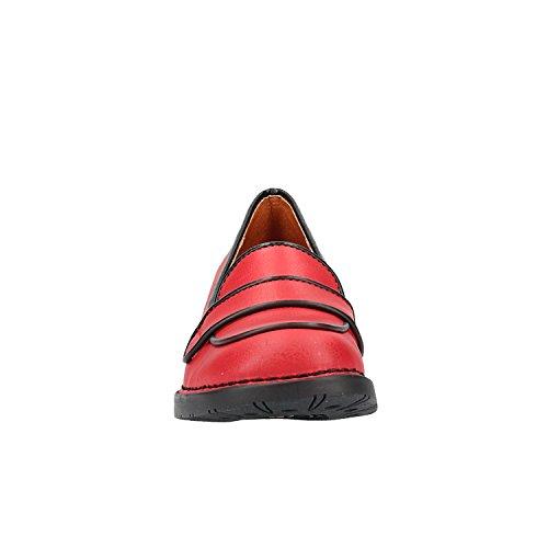 Memphis 0076 Rosso Carmin Art Scarpes Bristol EB8YZwqBax