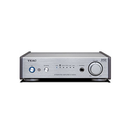 Teac AI-301DA | Pre Main Amp USB Bluetooth DA Converter Silv