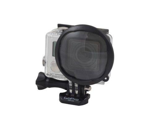 PolarPro Macro Lens for GoPro Hero4 - 3.8X Magnification Filter